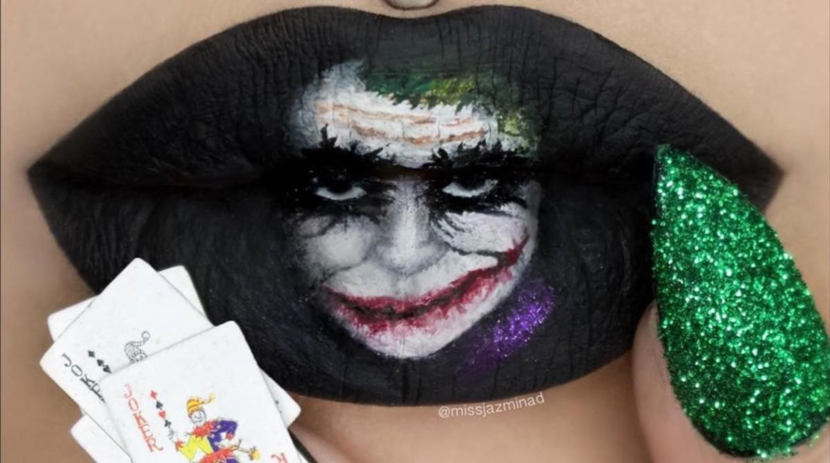 Arte en los labios