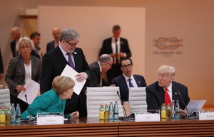 G20 Summit in Hamburg