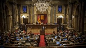 zentauroepp36676644 barcelona 20 12 2016 pleno del parlament sobre el proyecto170811104725