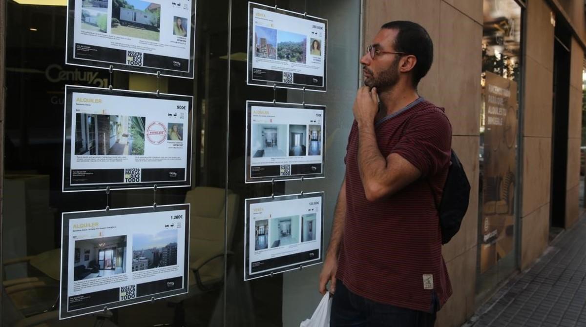 En busca de piso por el boca a oreja en barcelona - Alquiler pisos en terrassa particulares ...