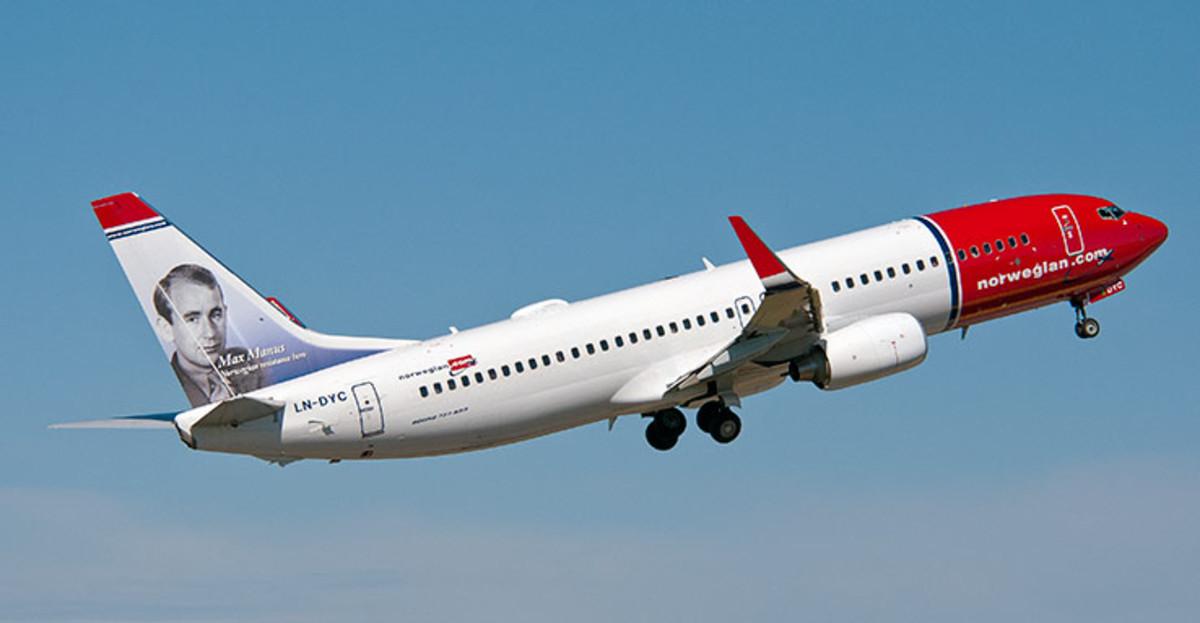 Norwegian volará de Barcelona a Argentina y competirá con Level