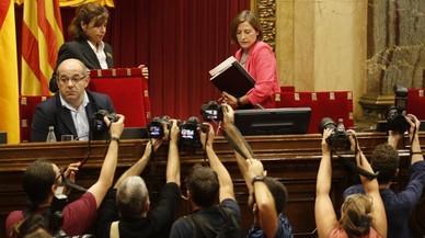 Bucaneros y filibusteros en el Parlament