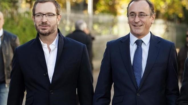 Alfonso Alonso i Javier Maroto, condemnats per un perjudici de 393.000 euros als comptes públics