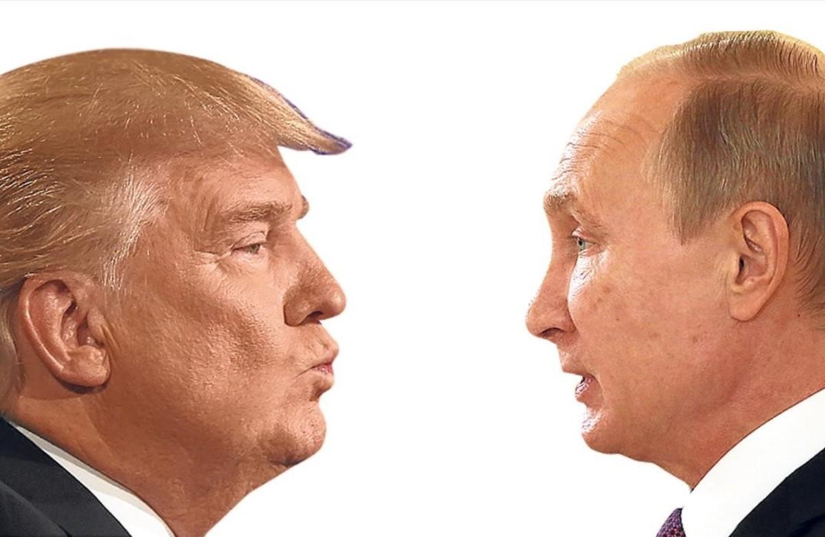 """Trump dice que las denuncias sobre el 'hackeo' de Rusia son una """"caza de brujas"""""""
