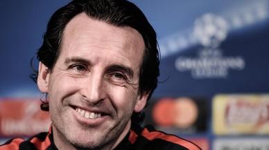 """Emery: """"No som inferiors a ningú, serà dur per a nosaltres i per a ells"""""""