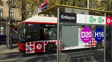 La nueva red de bus transportará con 20 líneas a casi el 50% del pasaje total