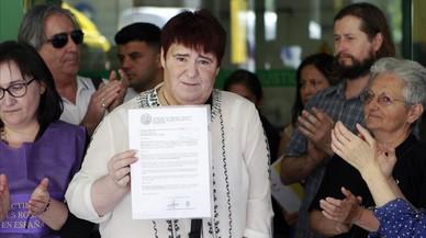 Ascensión López, el 'nadó robat' que anirà a la presó per denunciar el seu cas