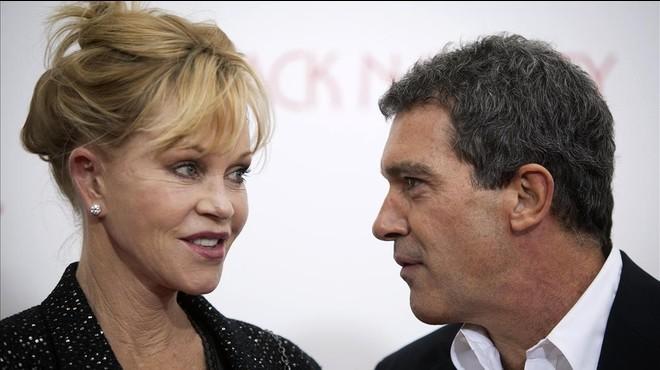 Griffith celebra dos anys de divorci de Banderas