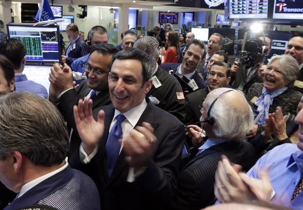 Wall Street bate todos los r�cords mientras Europa tiembla