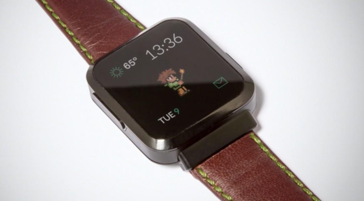 Atari lanza sus 'relojes inteligentes'