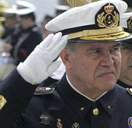 Un general en la reserva justifica una intervención militar ante una posible ruptura de España