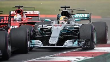 Hamilton certifica el seu quart títol mundial a Mèxic