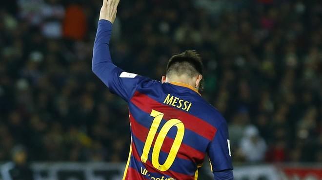 La dècada Messi