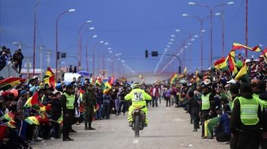 El Dakar prepara un recorregut que creui tot Sud-amèrica