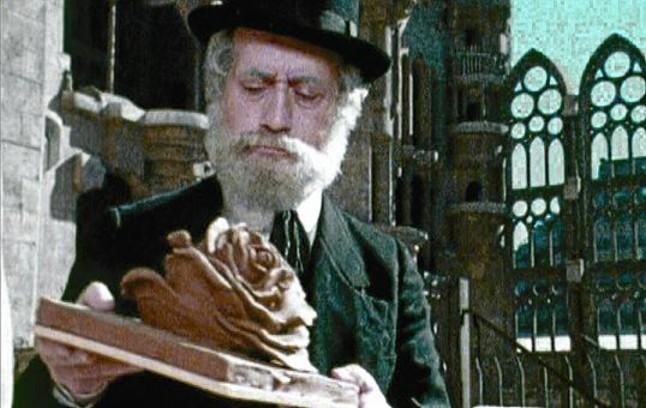 TV-3 rescata en '30 minuts' una película inédita sobre Gaudí
