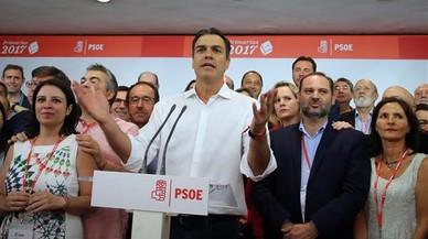 El portaveu parlamentari del PSOE serà provisional fins a la celebració del congrés federal
