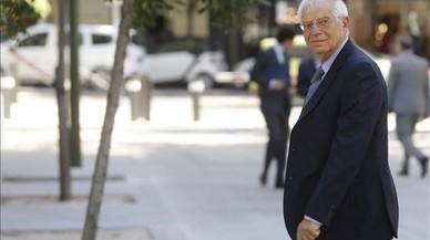 Borrell defensa la seva gestió a Abengoa