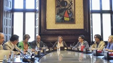 La reunió de la Mesa del Parlament del 16 d'agost no inclou la llei del referèndum en la seva ordre del dia