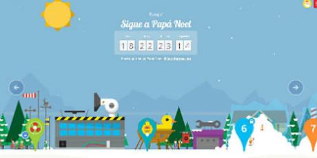 Google y Microsoft siguen los pasos de Pap� Noel estas navidades