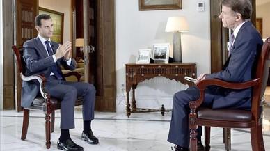 Assad es queda