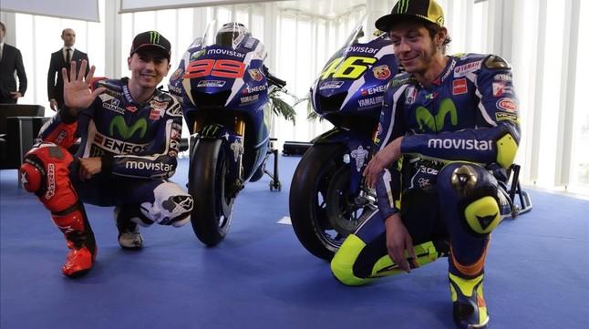 "Rossi: ""M�rquez no reconoci� sus errores y me escogi� de chivo expiatorio"""