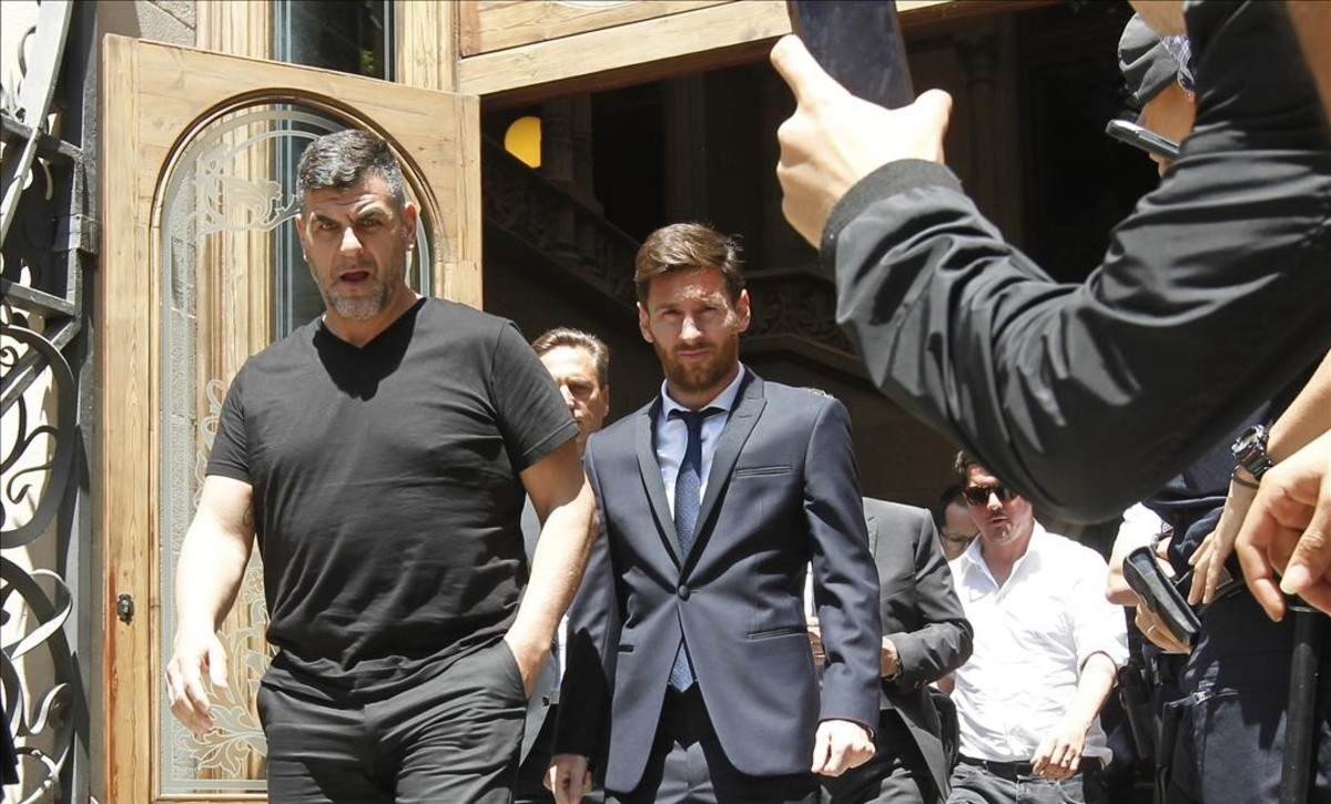 El fiscal pide al Supremo que confirme la pena de 21 meses de cárcel para Messi