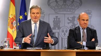 Rueda de prensa posterior al Consejo de Ministros, en directo