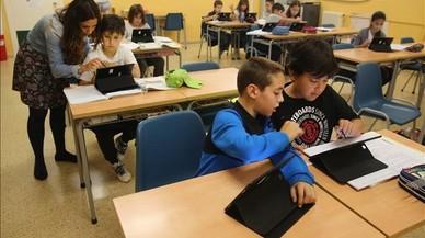 Brussel·les alerta de la baixa inversió en educació a Espanya