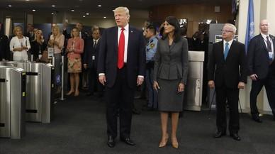 Trump debuta a l'ONU amb Corea del Nord com a principal desafiament