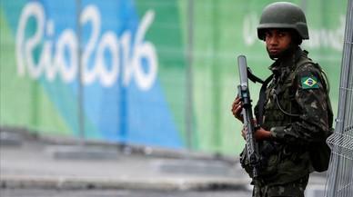 El Brasil deté 10 sospitosos de preparar un atemptat durant els Jocs