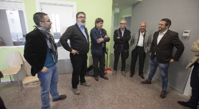 Sabadell inaugura una residencia para personas con discapacidad
