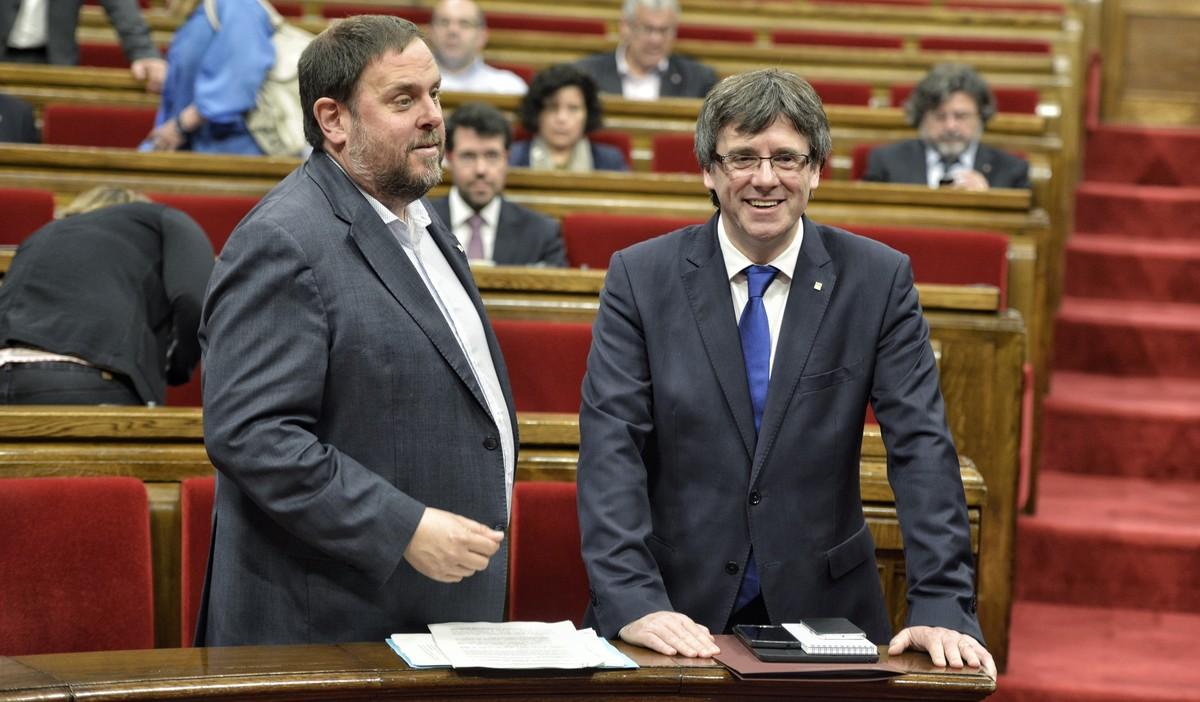 La revàlida de Puigdemont