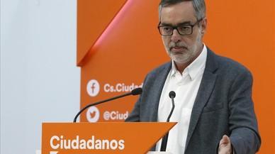 Ciudadanos cifra en un 20% el cumplimiento de su pacto con el Gobierno de Rajoy, al año de su firma