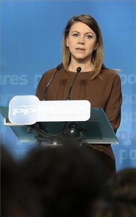 El PP desprecia el frente contra la 'ley Wert' y la exhibe por Espa�a