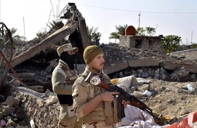 El Estado Islámico ha perdido este año el 14% del territorio que controlaba en Irak y Siria