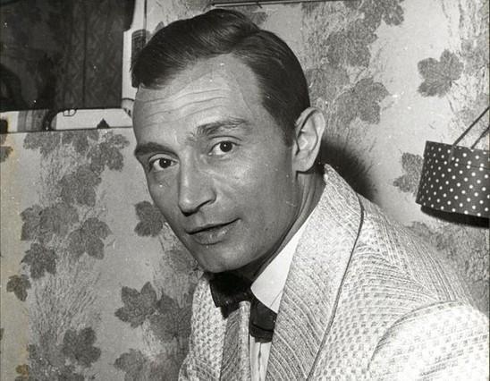 Tony Leblanc, en una imagen de 1971.
