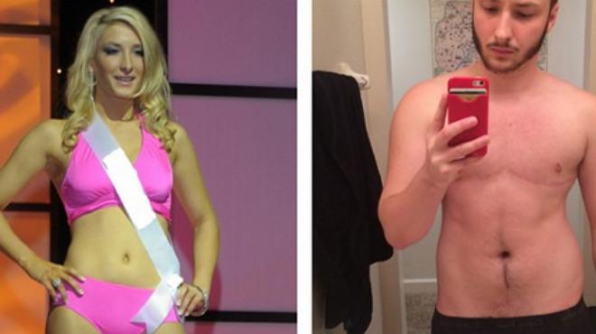 Ashton Colby es un joven de 23 años que antes llegó a ser Miss Ohio.
