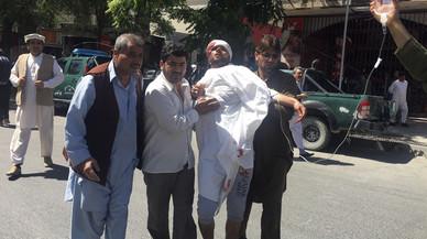Competición entre fanáticos en Afganistán