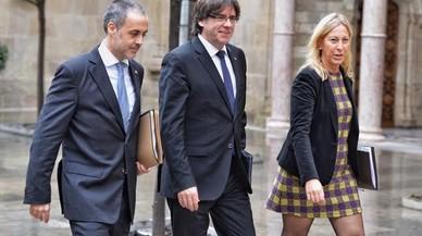 """La Generalitat dóna la """"benvinguda"""" a la crida al diàleg de Felip VI"""