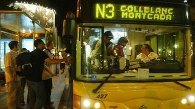 El AMB refuerza la oferta de transporte público en Navidad