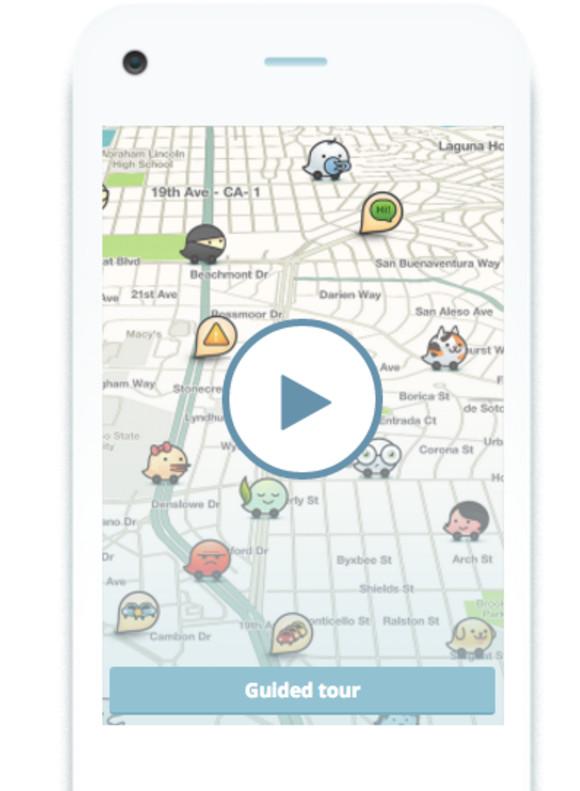 Waze mejora las versiones en catalán, euskera y español