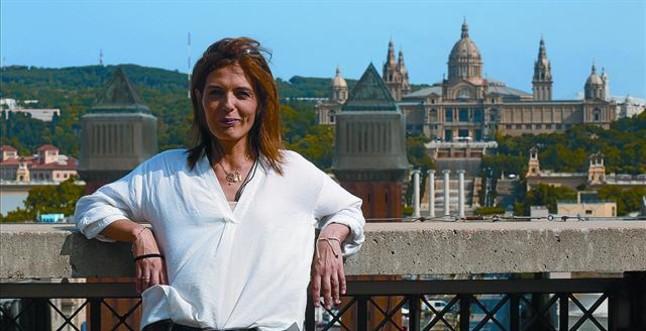 Yolanda Cortés: «Barcelona en esencia»