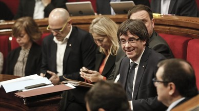 Rajoy-Puigdemont, diàleg entre trinxeres