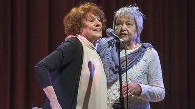 Elisa Serna i Julia León, cançons pel canvi