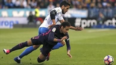 Segueixi en directe el Màlaga - Barça