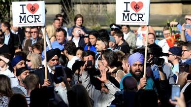 Terror a Manchester