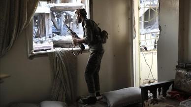 Els combats a Síria deixen més de 150 morts les últimes 24 hores