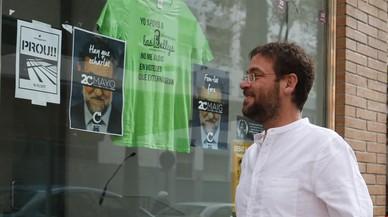 """Fachin acusa Iglesias de fer """"com Rajoy"""" i no participarà en la consulta de Podem"""