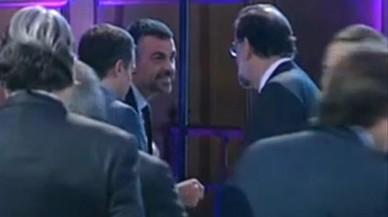 Neus Munté critica Santi Vila per donar-li la mà a Rajoy