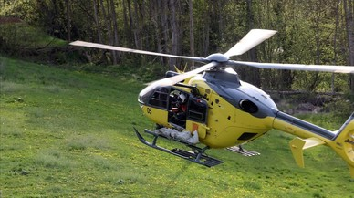 Mor un excursionista de 21 anys al caure per un barranc a Collsacabra